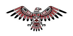 coast salish art symbols - Google Search
