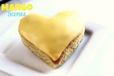 mango scones from @createdbydiane