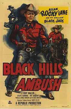 Ambush 1950 Film | Film Black Hills Ambush 1952 - en streaming vf Complet | FILMSTREAMING ...