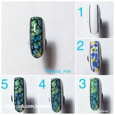 ideas sharpie art diy ideas tie dye for 2019 Sharpie Nail Art, Nail Art Diy, Diy Nails, Cute Nails, Diy Art, Spring Nails, Summer Nails, Nagel Bling, Nailart