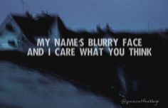 stressed out twenty one pilots - the thing is we all have our own Blurryface