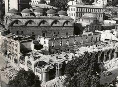 TOPHANE KIŞLASI YIKIMI -1957.