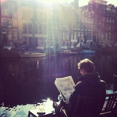 +/ Reading on the River