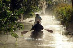 Canoe | Bucket List