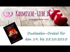 Das Dualseelen-Orakel für den 19. bis 25.10.2015 ♥ | Karmische-Liebe.de
