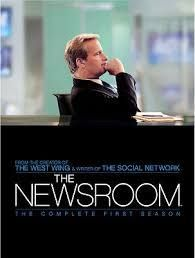 NEWS ROOM SEASON 1 - DVD
