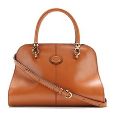 mytheresa.com - Sella Bauletto Mini leather tote - Totes - Bags - Luxury Fashion for Women / Designer clothing, shoes, bags....Tods
