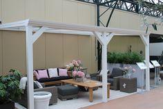 Showroom Fonteyn - Veranda - Verandas - Porch - Overkapping - Terrasoverkapping <3