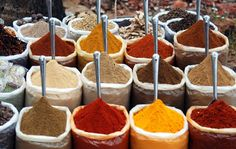 FDA says your spices might be laced with salmonella and mouse poo.