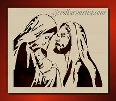 Scroll Saw Patterns :: Religious & Inspirational :: Other projects -