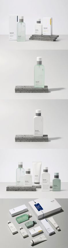 beauty products packaging inspiration Skincare Packaging, Cosmetic Packaging, Beauty Packaging, Cosmetic Containers, Cosmetic Bottles, Bottle Design, Glass Design, Advertising Design, Creative Advertising