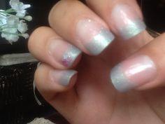Silver & glitter