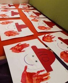 30 Profession activities - Aluno On for tweens pom crafts crafts crafts Fireman Crafts, Firefighter Crafts, Fire Safety Crafts, Fire Truck Craft, Community Helpers Crafts, Art For Kids, Crafts For Kids, Daycare Crafts, Preschool Activities
