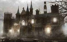 Atmospheric mansion