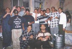 Chicano Wake 1990's...