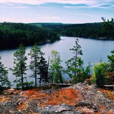 Sulkava. Central Finland