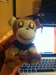 My Cute little Zombie Monkey ^_^