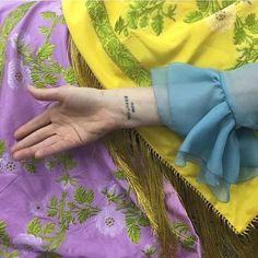 Florence new tatoo