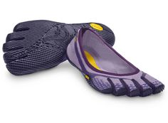 79b52e62fd Vibram FiveFingers Womens Entrada Purple-Violet Athletic Shoes - Great  Athletic Shoe By Vibram Abrasion-Resistant Polyamide Stretch Fabric Upper  ...