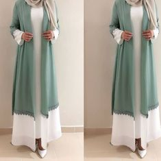 Iranian Women Fashion, Arab Fashion, Islamic Fashion, Muslim Fashion, Fashion Women, Modesty Fashion, Fashion Dresses, Modest Outfits, Casual Dresses