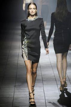 Lanvin Catwalk Paris