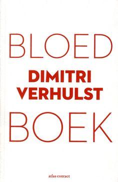 // Bloedboek - Dimitri Verhulst // Hervertelling in eigentijdse taal van het gezins- en seksleven van de bijbelse aartsvaders, hun vele vrouwen en afstammelingen, gevolgd door het levensverhaal van Mozes.