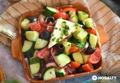 Gnocchi, Fruit Salad, Feta, Tacos, Ethnic Recipes, Fruit Salads