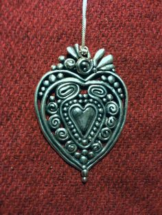 Artisan Crafted Signed STERLING SILVER Whimsical by SilverUnique, $149.00