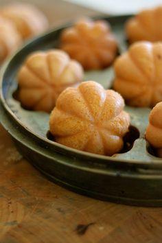 香橙鸡蛋糕(Orange Kuih Bahulu)