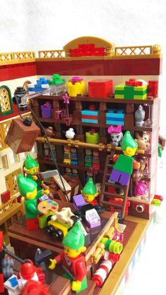 Lego HBC Santa's Toy Shoppe4 | by kjm161