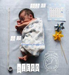 New born! Annuncio nascita