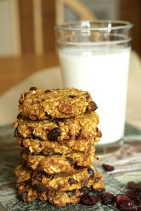Pumpkin Oatmeal Cookies | Our Lady of Second Helpings #vegan #coconut