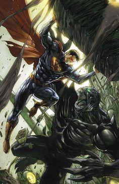 Superman: Action Comics - Hybrid Pt. 2