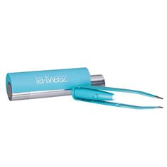LaTweez Pro Illuminating Tweezers (Blue) at The Paper Store