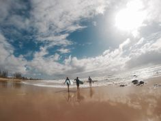 surfs up ;) x
