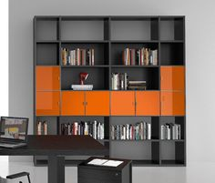 Titano by ALEA | Shelving systems