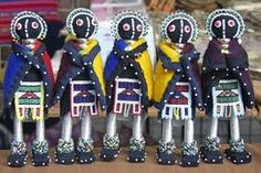 we heart art: Ndebele Dolls