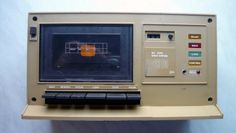 RARE Hungarian Brg 3810 MC Tape Drive System for Commodore and ZX Spectrum
