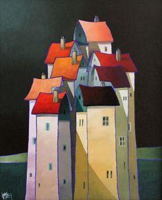 Blog - Herbert Immer Willems Olieverfschilderijen: