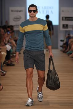 #MFShowmen día 2 / García Madrid - El Ganso - Eduardo Rivera - Tenkey Nice Short and Sweater