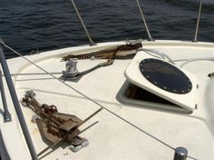 Read this before taking a saw to your boat to install hatches & deck plates. #BoatUS