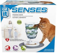 Buy Catit Design Senses Food Maze Animal Play Toys Cat Moves the Food Tray Fun New at online store Bowl Game, Dog Food Online, Cat Allergies, Dry Cat Food, Pet Food, Cat Feeder, Cats For Sale, Buy A Cat, Animal Crafts