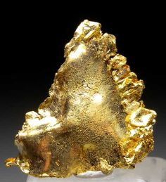 Gold from Round Mountain Mine, Nye Co., Nevada [db_pics/pics/us144c.jpg]