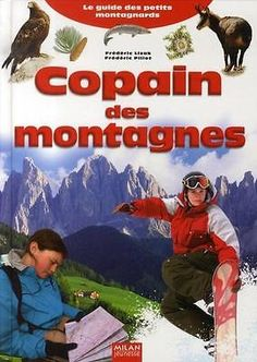 copain des montagnes Lisak  Frederic  Pillot  Frederic Occasion Livre