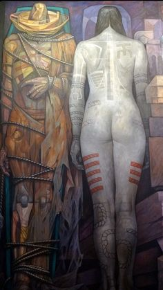 Everyday Art: The mexican muralists passion - Part 1