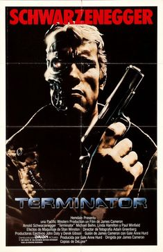 The Terminator (1984) Premiered 26 October 1984