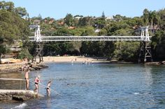Parsley Bay is a narrow inlet of Sydney Harbour, in the eastern suburb of Vaucluse. The Parsley Bay Bridge is a footbridge over the bay. The...