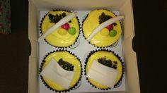 Ganja cupcakes
