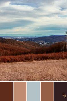 ZJ Colour Palette 495 #colourpalette #colourinspiration