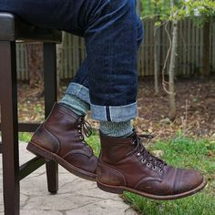 """5fe1ea5c43 ✸This Old Stomping Ground✸ — selvedge-socks-shoes  """"it s"""